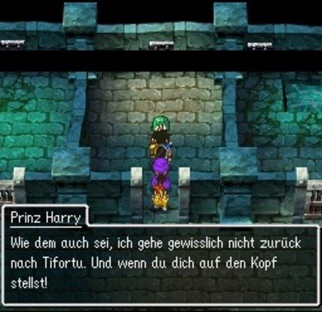 Die deutschen Texte wurden gut übersetzt und sind zum Teil recht witzig.