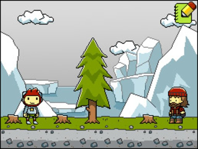 Idyllischer kann eine Spielwelt in 2D kaum aussehen.