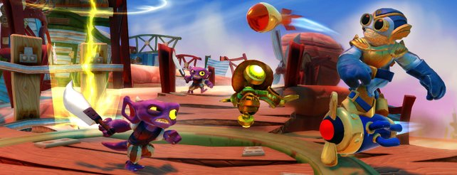 "Skylanders Swap Force: Exklusives Video und Infos zu ""Boom Jet"""