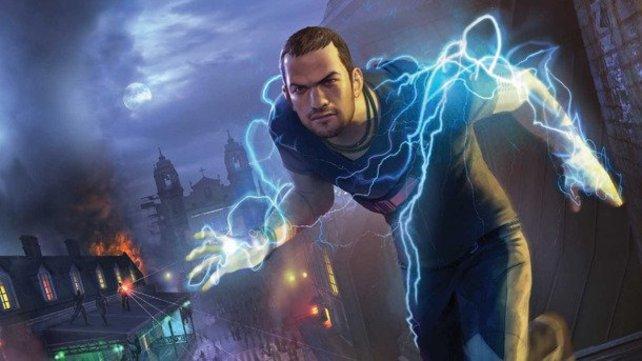 Cole ist wieder da mit stärkeren und neuen Blitz-Fähigkeiten.