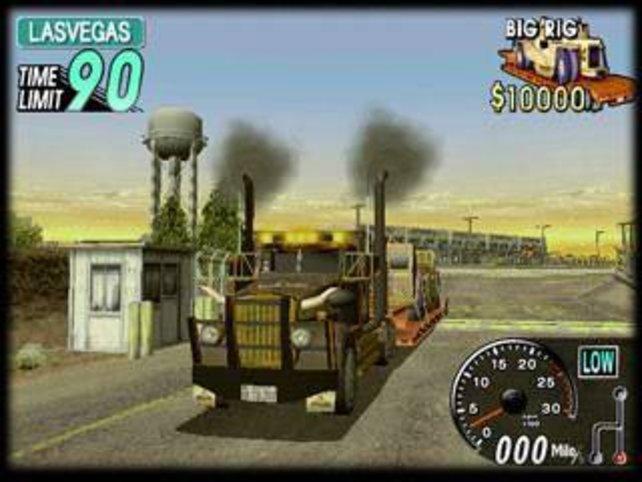 Ein Traum für Trucker