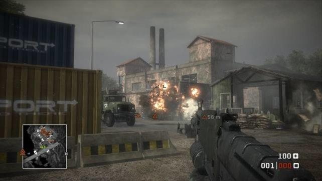 Die Missionsziele werden komfortabel in der Spielwelt markiert.