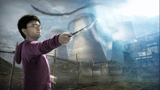 Die Charaktere gehören optisch zu den Höhepunkten des Spieles.