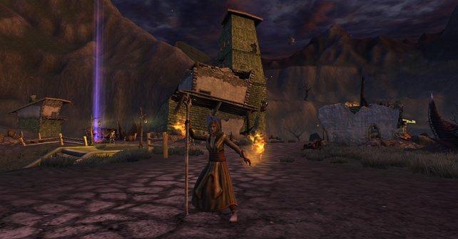 RIFT besitzt alle guten Eigenschaften anderer Online-Rollenspiele und noch etwas mehr!