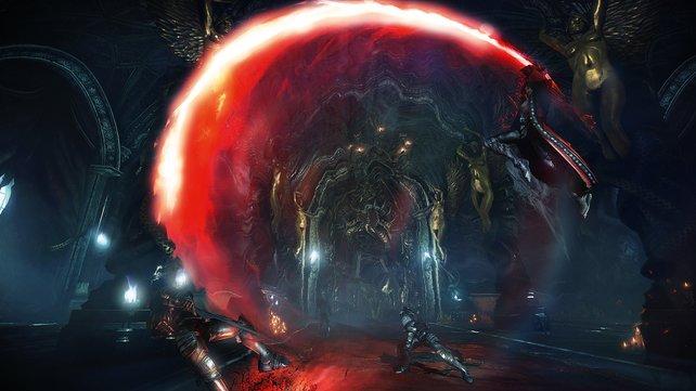 Lords of Shadow 2 bietet einen Ausblick in die Zukunft der Serie.
