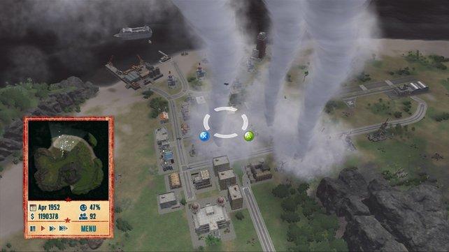 Tornados sind verheerend, besonders wenn mehrere gemeinsam auftreten.