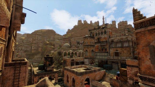 Exotische Orte wie Yemen erwarten PS3-Abenteurer im November.