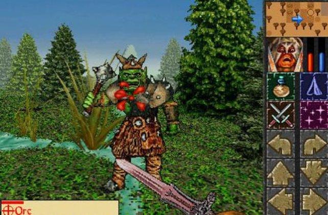 Retro-Rollenspiel in Reinkultur. Wunderschön und klassisch ist The Quest.