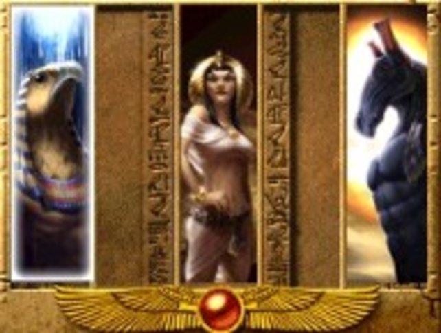 Auch die Götter haben unterschiedliche Eigenschaften, Vor- und Nachteile.
