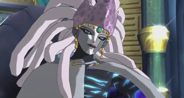Die im Untertitel des Spiels erwähnte weiße Hexe ist in der deutschen Version eine weiße Königin.