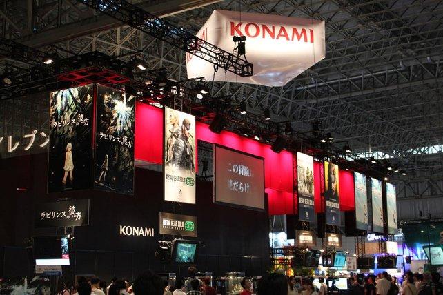 Besonders Konami setzt auf Neuauflagen in HD.
