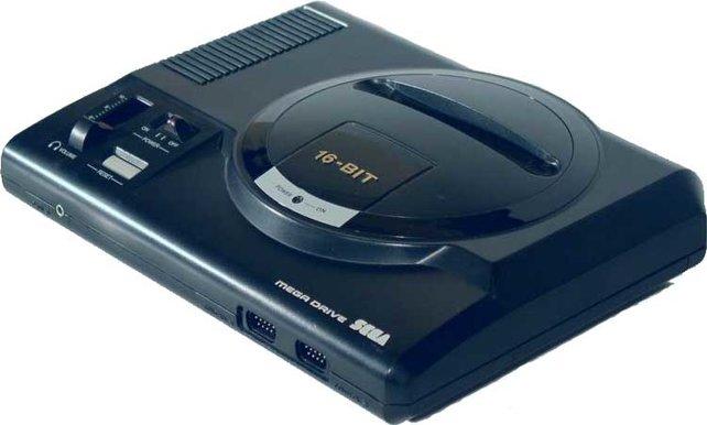 Das Sega Mega Drive läutet schon 1988 die 16-Bit-Ära ein, zwei Jahre vor dem Super Nintendo.