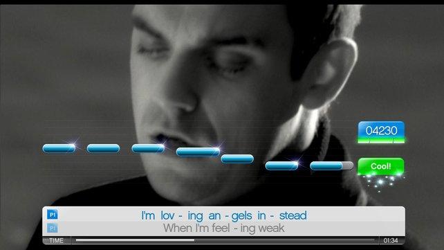 Mit Angels von Robbie Williams bringt ihr Frauenherzen zum Schmelzen
