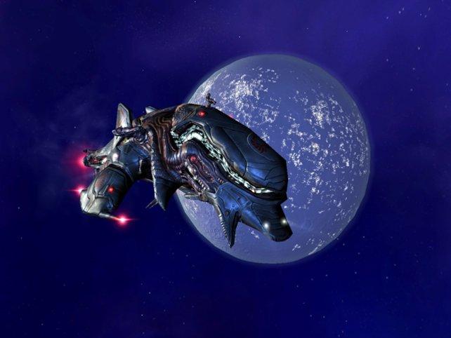 In den unendlichen Weiten des Weltraums...