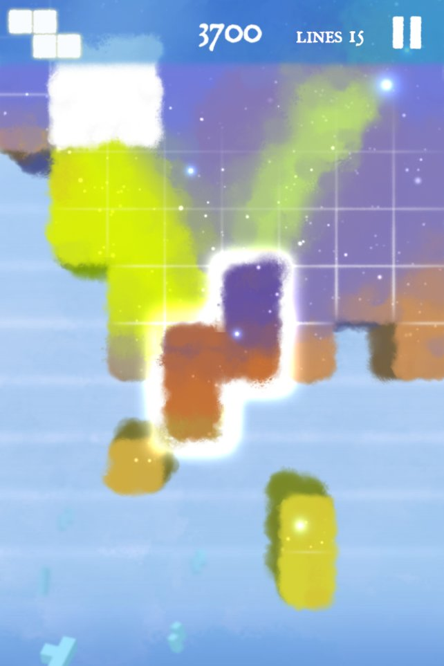 Dream of Pixels erstrahlt in vielen Farben.