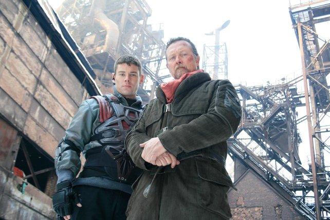 Starbesetzung: Brian J. Smith (links) und Robert Patrick.