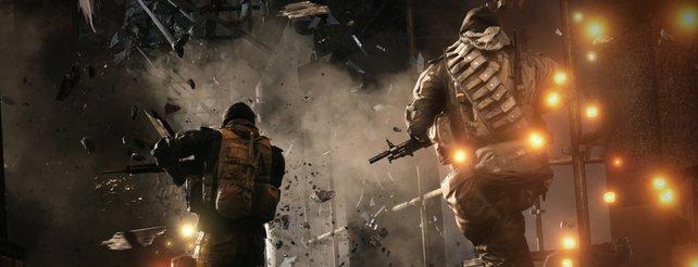 Battlefield 4: Beta startet Anfang Oktober, neue Mehrspieler-Szenen