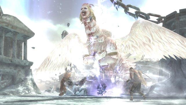 Nach dem Sieg stimmt ihr in der Gruppe ab, ob ihr Monster opfert oder rettet.