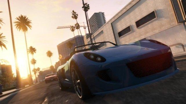 Rockstar veröffentlicht am 14. November 2012 das zweite Video zu GTA 5.