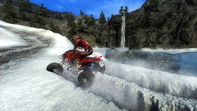 Der Multiplayer-Modus macht Laune und bietet zusätzliche Spielmodi.