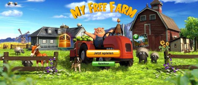 """Farmville 1 und 2, My Free Farm, Farmerama - wenn ein Konzept im """"Free 2 play""""-Bereich funktioniert, wird es oft kopiert."""