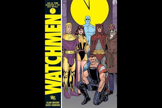 Für jeden anspruchsvollen Comicleser Pflichtlektüre: die legendären Watchmen.