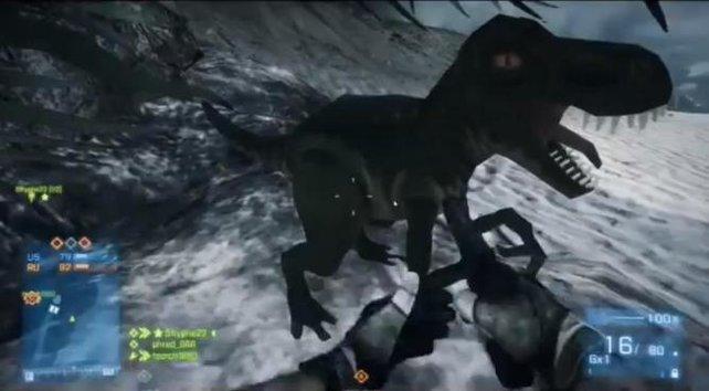Es ist wahr: Dinosaurier, Ninjas oder Zombies werten jedes Spiel auf!