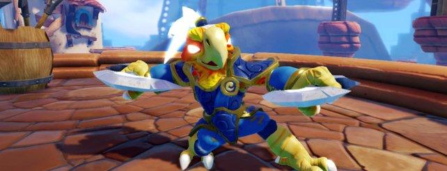 Skylanders Swap Force: Infos zu vier neuen Charakteren