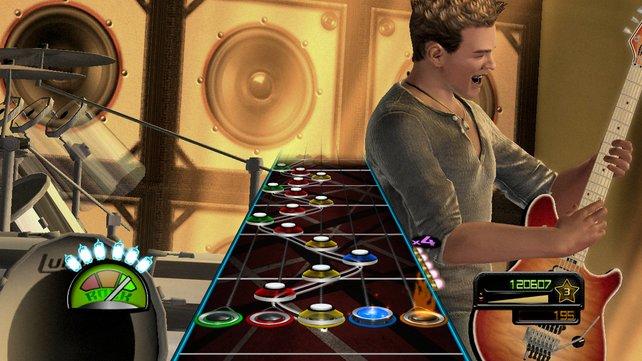 Die Gitarren-Passagen haben es teilweise ziemlich in sich und machen gehörig Spaß.