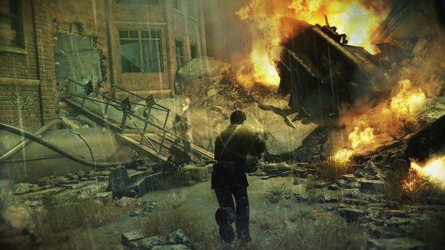 Amerika liegt in Trümmern. 90 Prozent der Menschen sind tot.