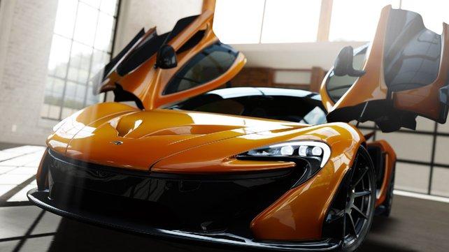 Mit aufwändigen Automodellen trumpft die neue Forza-Generation auf.