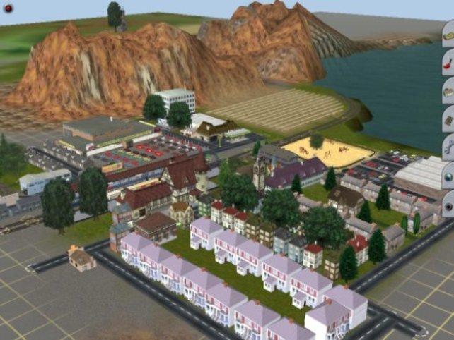 Meine Stadt wächst und gedeiht