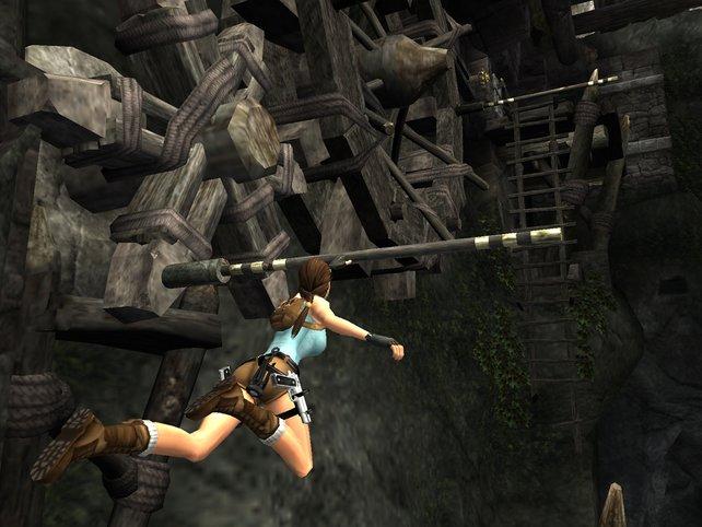 Mit frischen Fähigkeiten besucht Lara Croft die Areale des ersten Teils.