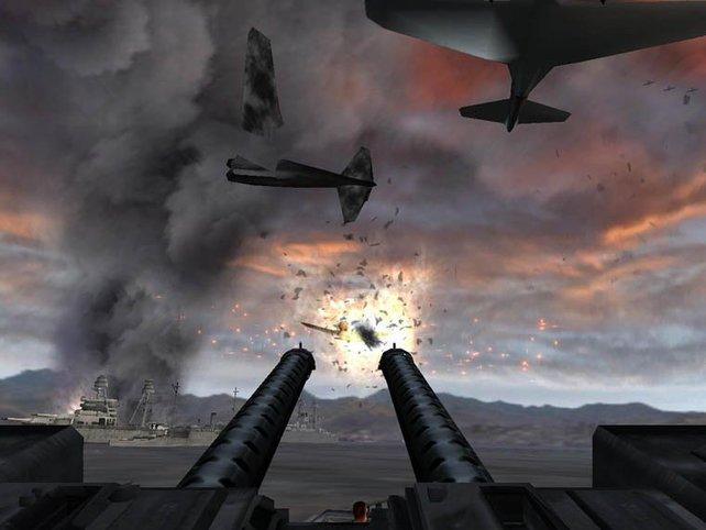 Der schlimmste Tag in der Geschichte der U.S. Flotte.