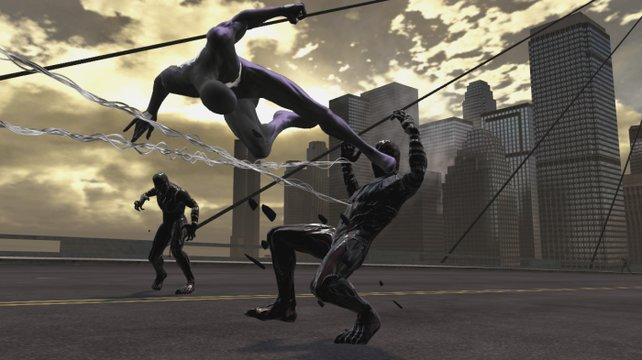 Der dunkle Spider-Man kann noch effektiver austeilen.