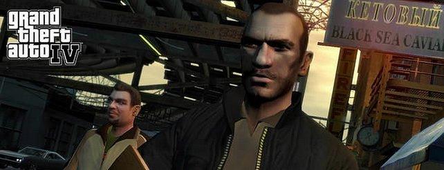 GTA 4: Mit dem Piano als Auto durch Liberty City (Video)