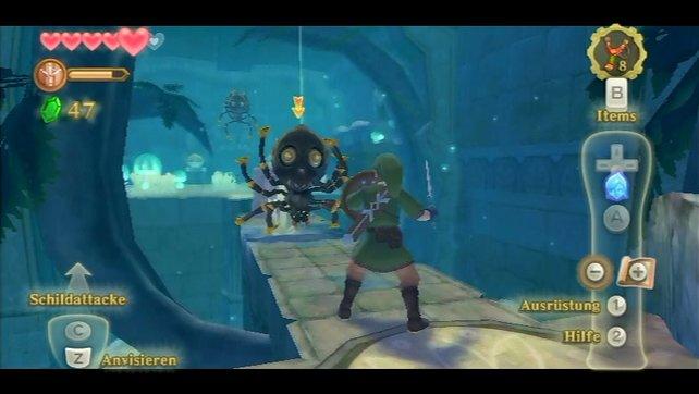 Zelda - Skyward Sword: Wird es der beliebten Zelda-Serie gerecht?