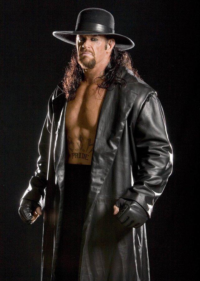 Wenn dieser Mann den Ring betritt, kriegen seine Gegner weiche Knie.