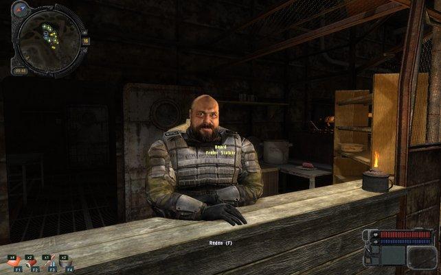 In den Stalker-Lagern trefft ihr auf zahlreiche Auftraggeber, die euch mit lockenden Rubel entlohnen.