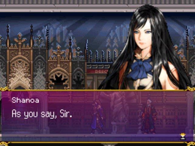 Wer will sich von Shanoa nicht mal verhauen lassen?