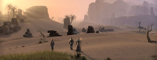 The Elder Scrolls Online - Drei Millionen Beta-Anmeldungen