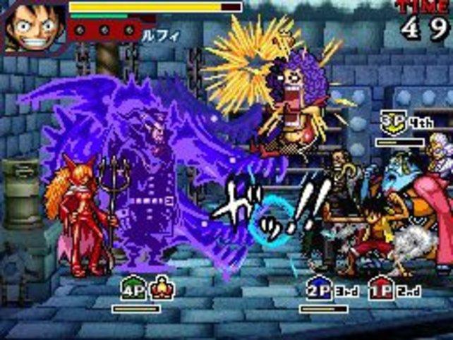 Magellan greift seine Gegner mit der Gift-Hydra an.