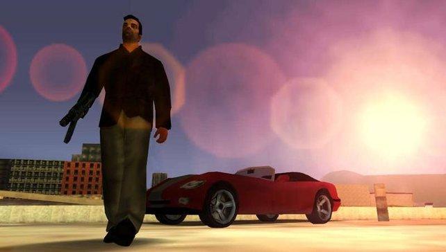 """Grafisch ist """"GTA"""" auch auf der PSP beeindruckend"""