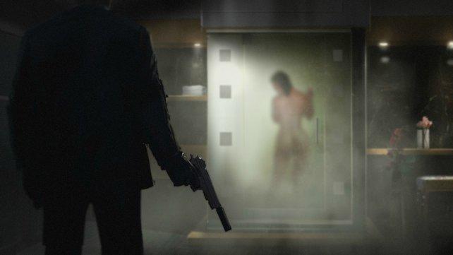 Beim ersten Auftrag in Absolution jagt 47 seine ehemalige Kontaktfrau Diana.