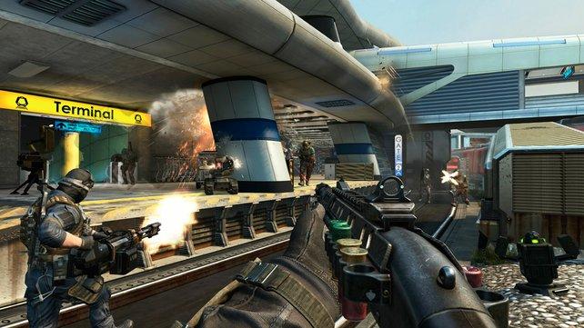 Online-Schlachten finden wieder an Schauplätzen der Kampagne statt.