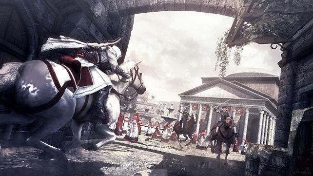 Ezio ist zurück!