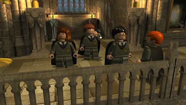Harry Potter und die Truppe der Blöden.
