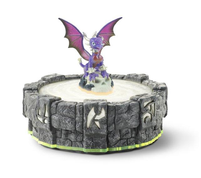 Das Portal of Power ist wie ein Dimensionsübergang für die Skylander.