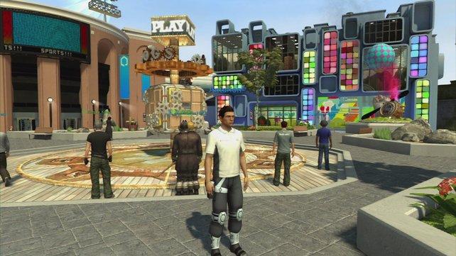 Sonys sozialem Treffpunkt Home droht dasselbe Schicksal wie Second Life.