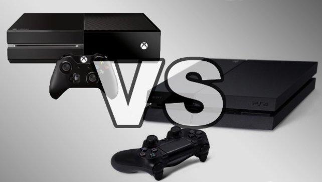Die ewigen Rivalen Microsoft und Sony starten in eine neue Runde.